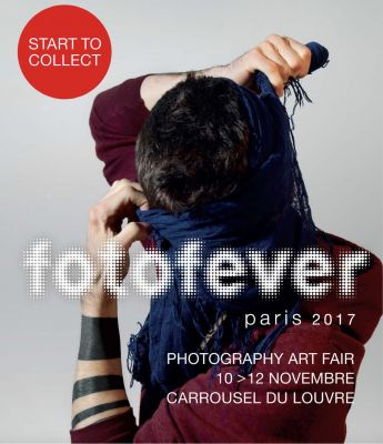 FIFTY DOTS GALLERY@FOTOFEVER PARIS 2017 (博览会) @ARTLINKART展览海报