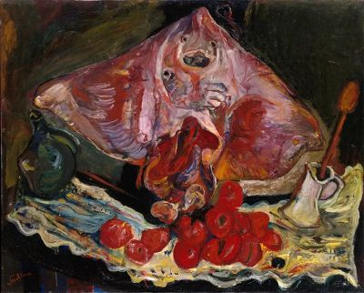 CHAIM SOUTINE - FLESH (个展)