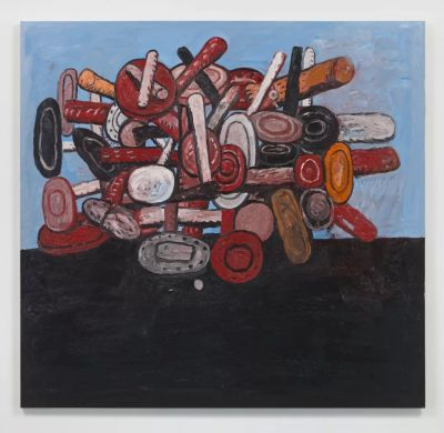 Philip Guston - A Painter's Forms, 1950 - 1979   exhibition