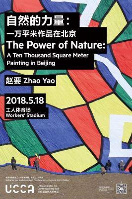 自然的力量——一万平米作品在北京 (个展)