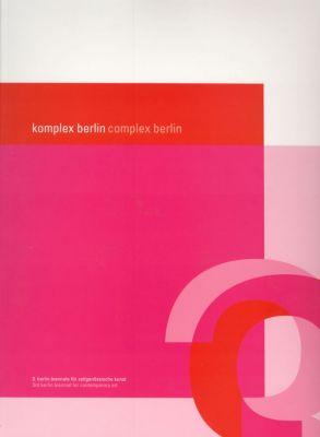 3RD BERLIN BIENNALE FOR CONTEMPORARY ART (intl event) @ARTLINKART, exhibition poster