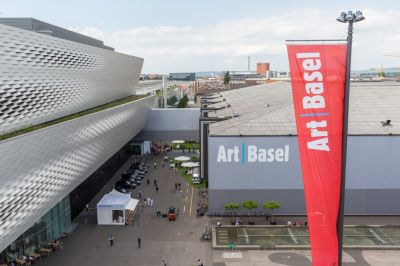2018 ART BASEL(PARCOURS) (art fair) @ARTLINKART, exhibition poster