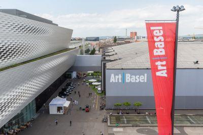 FONTI@2018 ART BASEL(FEATURE) (art fair) @ARTLINKART, exhibition poster
