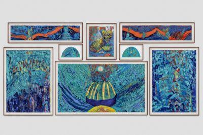 Mimi Lauter - Sensus Oxynation | exhibition | ARTLINKART