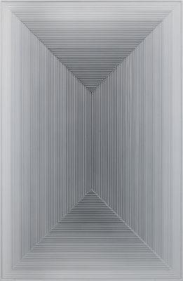 GE ZIYU (solo) @ARTLINKART, exhibition poster
