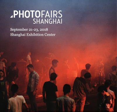 CHAMBERS FINE ART@THE 5TH PHOTOFAIRS   SHANGHAI(MAIN) (art fair) @ARTLINKART, exhibition poster