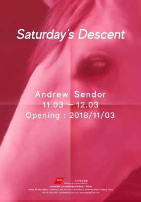 ANDREW SENDOR - SATURDAY'S DESCENT (个展)