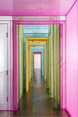 DO HO SUH - KORRIDOR (solo) @ARTLINKART, exhibition poster