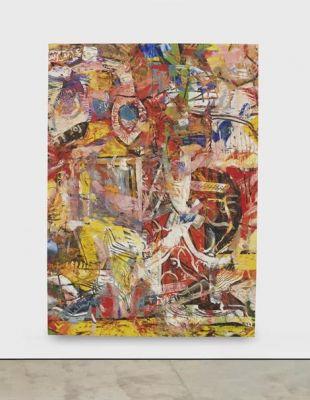 ANGEL OTERO - PIEL DE LUNA (solo) @ARTLINKART, exhibition poster