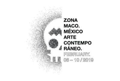G. CIBRIAN GALLERY@ZONA MACO 2019(MAIN SECTION) (art fair) @ARTLINKART, exhibition poster