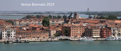 第58届威尼斯双年展,2019(爱尔兰馆)——缩小的宇宙 (国际展) @ARTLINKART展览海报