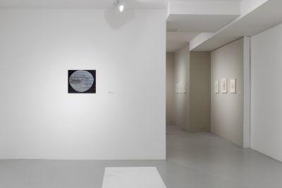 ANNA-EVA BERGMAN (solo) @ARTLINKART, exhibition poster