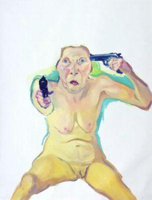 玛利亚·拉斯尼格——存在之道 (个展) @ARTLINKART展览海报