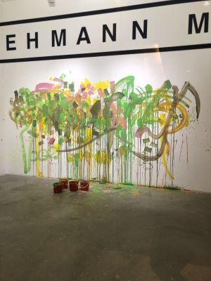 ERWIN WURM (solo) @ARTLINKART, exhibition poster