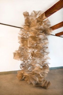 FRIDA BARANEK - LIMINALITY (solo) @ARTLINKART, exhibition poster