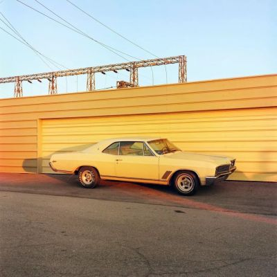 WILLIAM EGGLESTON - 2 ¼ (solo) @ARTLINKART, exhibition poster