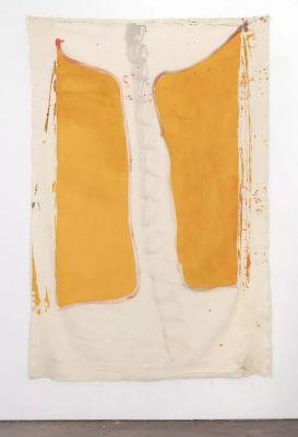 VIVIAN SUTER (solo) @ARTLINKART, exhibition poster