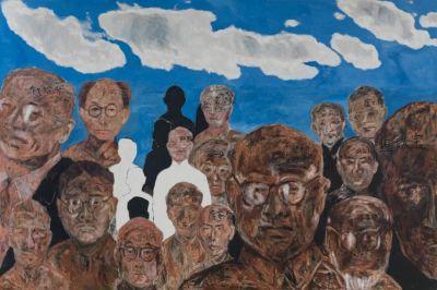 赵刚——历史绘画 (个展) @ARTLINKART展览海报