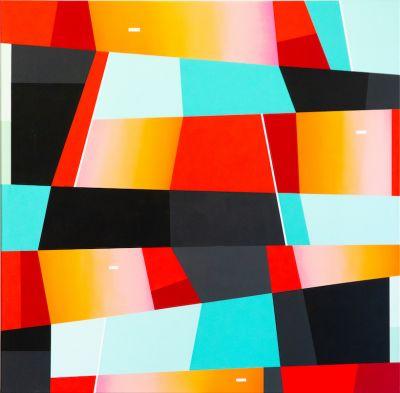 RAWS - #NEOGRAFFISM (solo) @ARTLINKART, exhibition poster