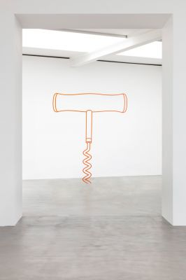 MICHAEL CRAIG-MARTIN - SCULPTURE (个展) @ARTLINKART展览海报