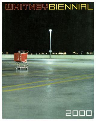 BIENNIAL BIENNIAL 2000 (intl event) @ARTLINKART, exhibition poster