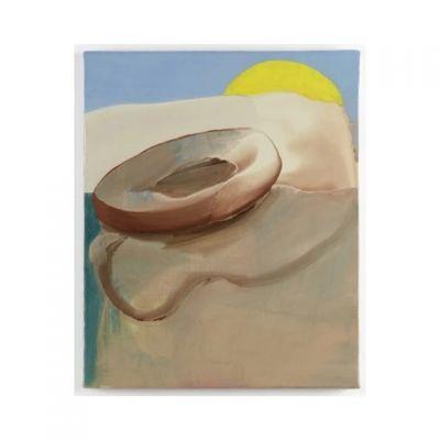 REZI VAN LANKVELD - DRIFTING CONSTANTS (solo) @ARTLINKART, exhibition poster