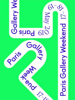 PARIS GALLERY WEEKEND 2019 (group) @ARTLINKART, exhibition poster