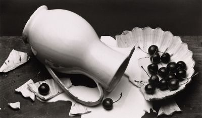 IRVING PENN - STILL LIFE (solo) @ARTLINKART, exhibition poster