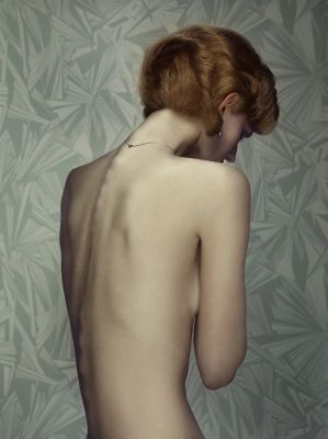 ERWIN OLAF - WOMEN (solo) @ARTLINKART, exhibition poster