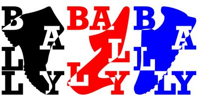 BALLY – SWISS SHOES SINCE 1851 (solo) @ARTLINKART, exhibition poster