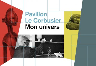 MON UNIVERS (solo) @ARTLINKART, exhibition poster