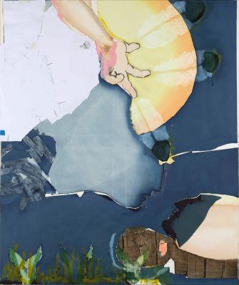 MAGNUS PLESSEN (solo) @ARTLINKART, exhibition poster