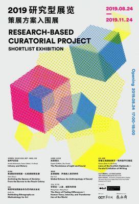 2019研究型展览——策展方案入围展 (群展) @ARTLINKART展览海报