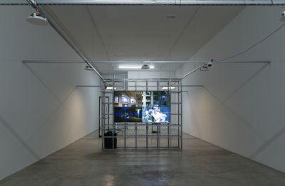 Yuri Pattison Crisis Cast Exhibition Artlinkart