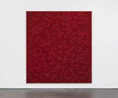 ANNI ALBERS (solo) @ARTLINKART, exhibition poster