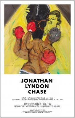 JONATHAN LYNDON CHASE (个展) @ARTLINKART展览海报