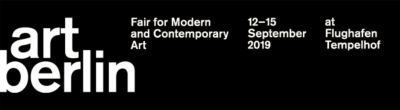 KLAUS GERRIT FRIESE@ART BERLIN 2019(GALLERIES) (art fair) @ARTLINKART, exhibition poster