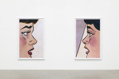 ANNE COLLIER (个展) @ARTLINKART展览海报