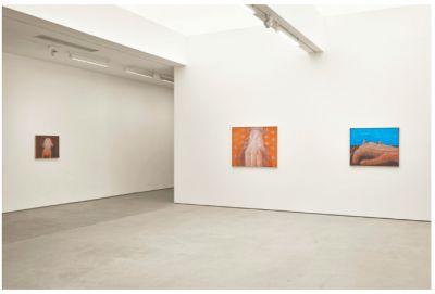 CO WESTERIK - BODY AND LANDSCAPE (solo) @ARTLINKART, exhibition poster