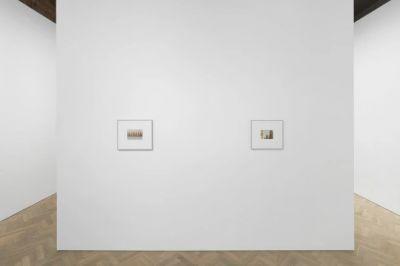 LUIGI GHIRRI - COLAZIONE SULL'ERBA (solo) @ARTLINKART, exhibition poster