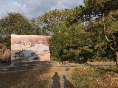 行望山河——张克纯作品展 (个展) @ARTLINKART展览海报