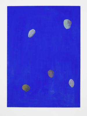 ANDREA BüTTNER - THE HEART OF RELATIONS (solo) @ARTLINKART, exhibition poster