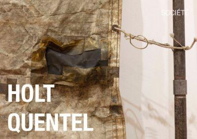 霍尔特·昆特尔(HOLT QUENTEL) (个展) @ARTLINKART展览海报