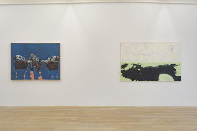 MARC-ANTOINE FEHR - LES ADIEUX (solo) @ARTLINKART, exhibition poster