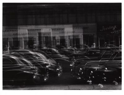 HARRY CALLAHAN - VARIOUS ASPECTS (solo) @ARTLINKART, exhibition poster
