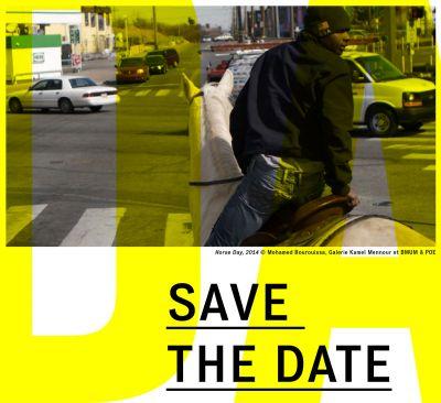 HAMDOULAH çA VA! (art fair) @ARTLINKART, exhibition poster