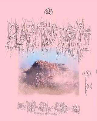 BLASTED HEATH (group) @ARTLINKART, exhibition poster