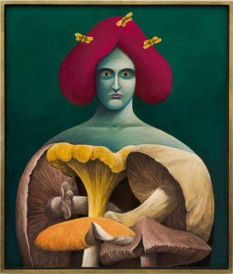 尼古拉斯·帕蒂(NICOLAS PARTY)——林下 (个展) @ARTLINKART展览海报