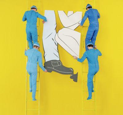 ALEX DA CORTE——橡胶铅笔恶魔 (个展) @ARTLINKART展览海报