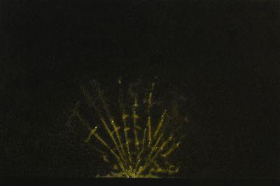 RÉMY JACQUIER - ARTIFICES (solo) @ARTLINKART, exhibition poster